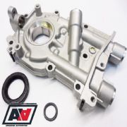 Genuine Subaru 12mm Oil Pump with Crank Seal & O-Ring 15010AA310